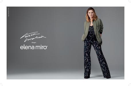 Moda: Vanessa Incontrada firma capsule per Elena Miro'.