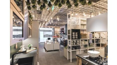 Ikea, a Roma il primo pop up store di cucine sostenibili - Tutto ...