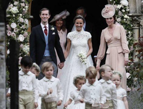 Matrimonio Di Pippa : Nozze di pippa middleton e del milionario james matthews alcuni