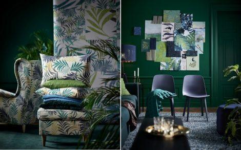Ikea 2018 Ispirazioni Tropicali E Industrial Chic Tutto Per Lei