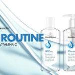La clean routine di LR WONDER