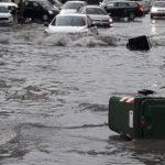 Siracusa, violento nubifragio. Evacuate  5 famiglie